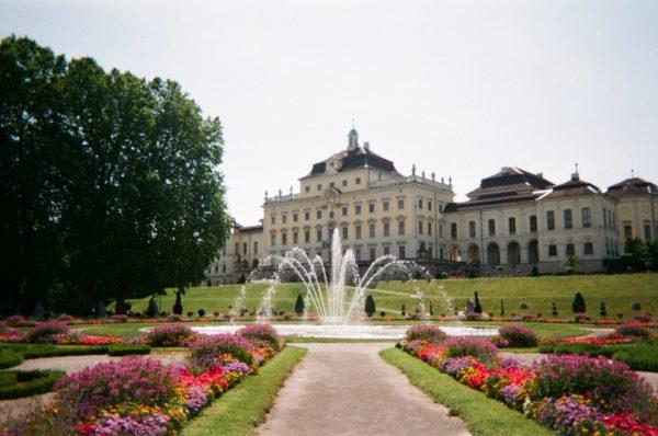 Ludwigsburg Castle - cherubins
