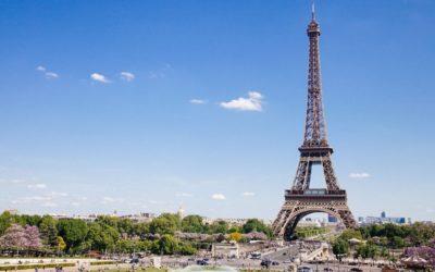 Paris is always a good idea…