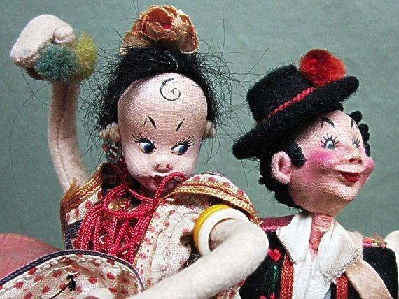 poupées Roldan