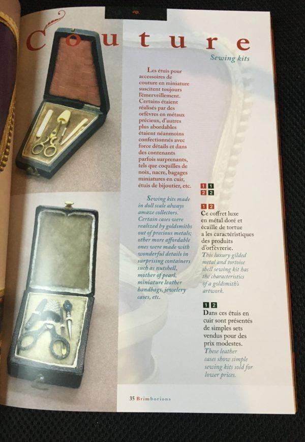 livre Brimborions 3