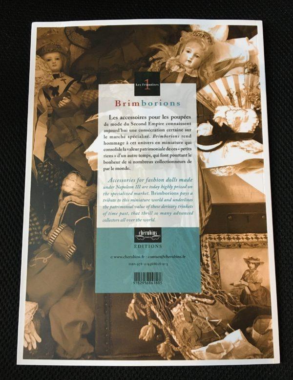 livre Brimborions 6